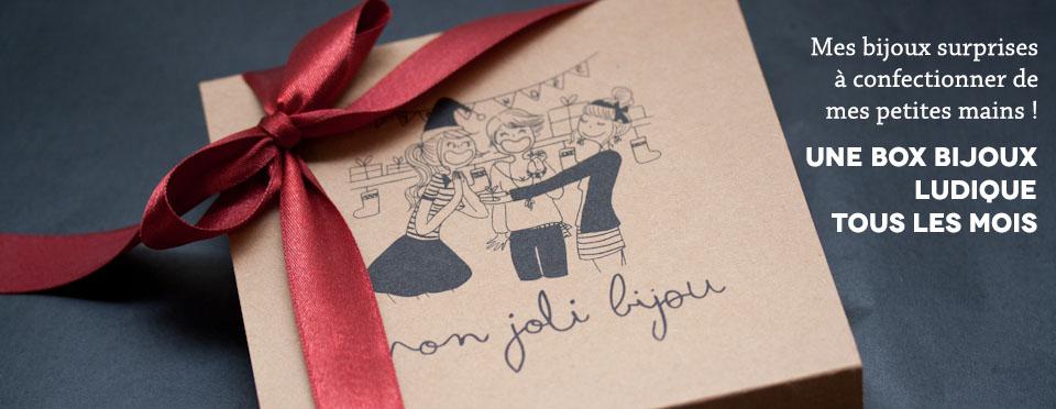 La Box DIY : Mon Joli Bijou