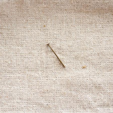 Clou à tête plate 1,8cm Bronze vieilli x 50