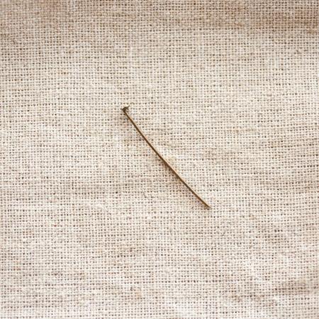 Clou à tête plate 3,0cm Bronze vieilli x 30