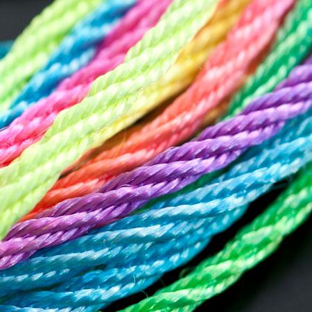 Cordon Nylon 2mm Multicolor