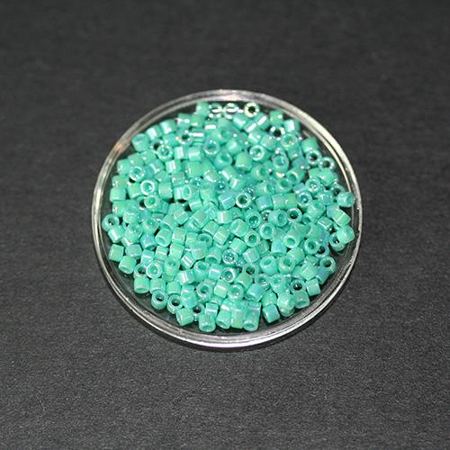 Perle japonaise Miyuki Delica 11/0 DB0166 Turquoise 5g