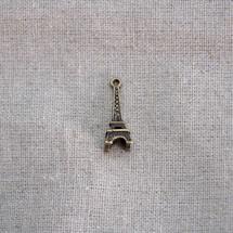 Breloque Tour Eiffel Bronze vieilli x 10