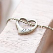 Breloque Petit Coeur décapsuleur Bronze vieilli x 5