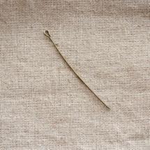 Clou à boucle 5.0cm Bronze vieilli x 40