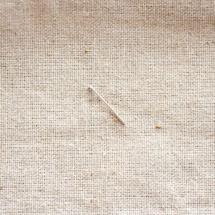 Clou à tête plate 1,8cm Argenté gris x 60