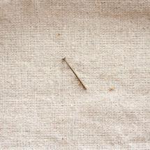 Clou à tête plate 1.8cm Bronze vieilli x 60