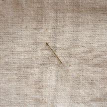 Clou à tête ronde 1,8cm Bronze vieilli x 40