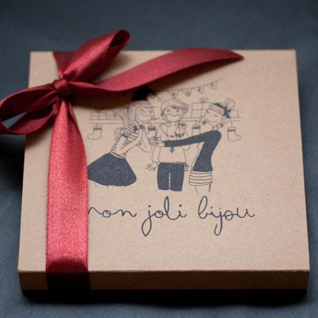 Box Mon Joli Bijou Bronze + Kit de démarrage