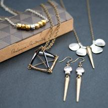 Kit Bijoux Geometric Beauties