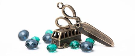 Une collection Vintage pour vos plus charmants et poétiques bijoux...