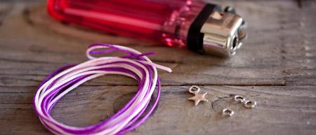 Guide technique - tuto - comment faire un noeud coulissant avec un cordon