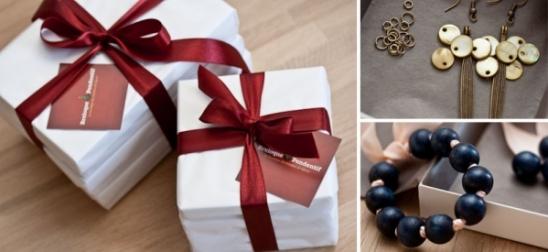 Prêts pour Noël ? 5 Nouveaux Kits de créations : Bracelets et Boucles d'oreilles