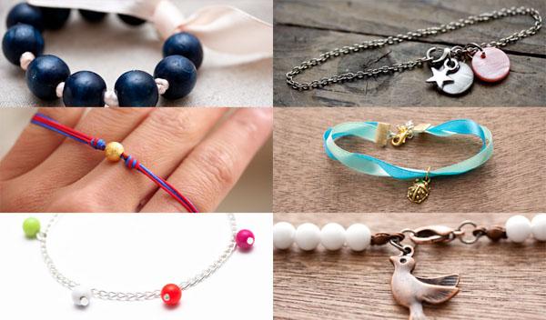 L'été approche : Revue des bracelets d'été