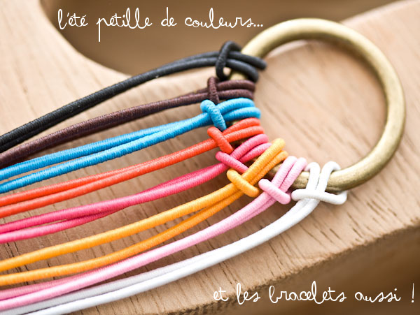 L'été pétille de couleurs avec les nouveaux cordons