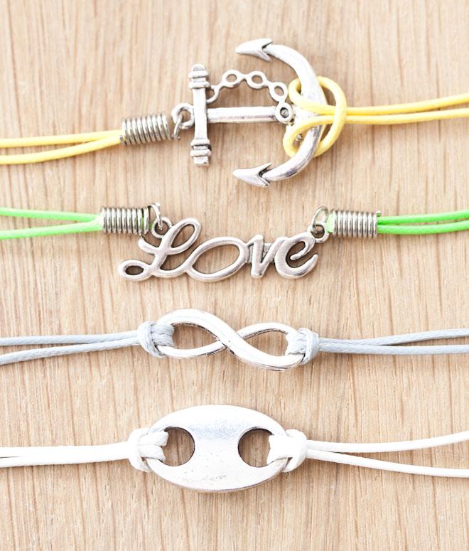 La saison des bracelets est ouverte !