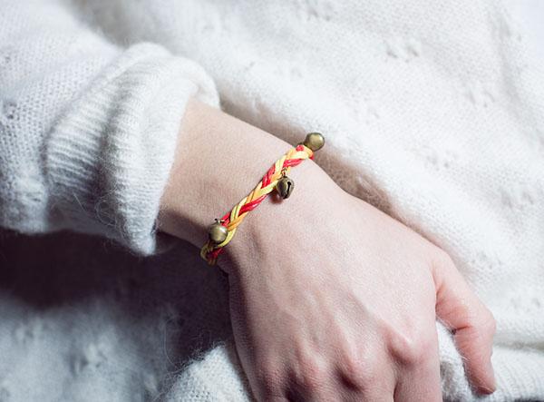 DIY Bracelet /// Tutti Frutti