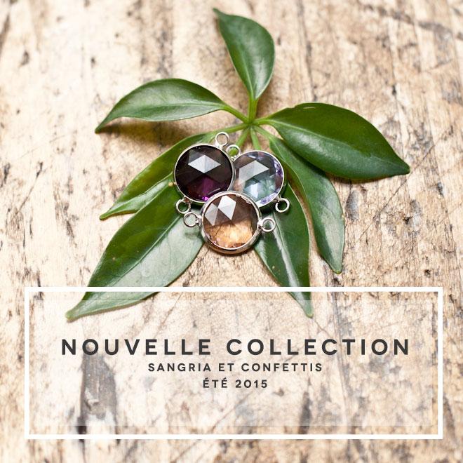 Nouvelle Collection : Sangria et confettis