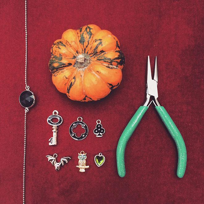 Vos jolis bijoux pour Halloween
