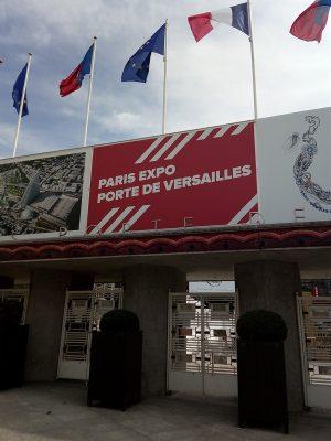 Paris porte de versailles expo