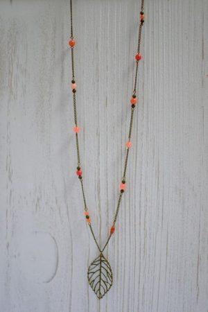 sautoir-feuille-filigrane