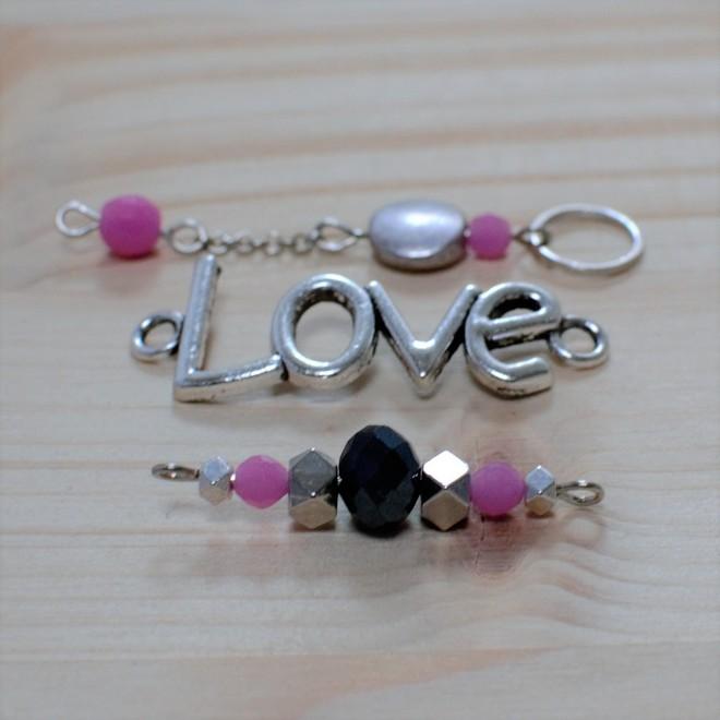 Tuto : Bracelet Love