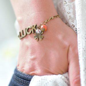 bracelet chance porté